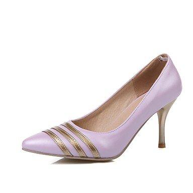 Zormey Women'S Shoes Stiletto Heel/Schuhe Heels Party & Amp Abend-/Kleid Blau/Rosa/Lila/Wei? US9.5-10 / EU41 / UK7.5-8 / CN42