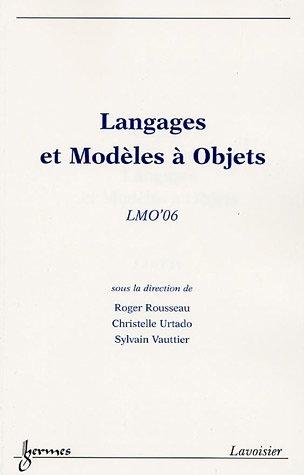 Langages et Modèles à Objets : LMO'06