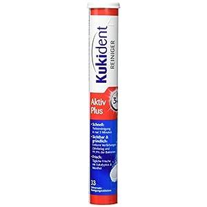 Kukident Aktiv Plus Zahnersatz-Reinigungstabletten