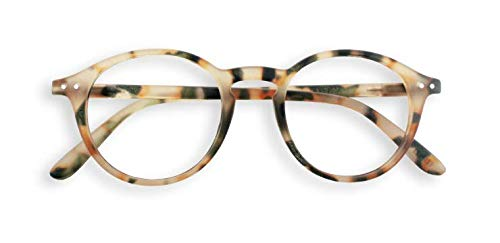 c2178e2a68b3ca IZIPIZI LetmeSee  D Light Tortoise Reading Glasses +1.5 Light Tortoise