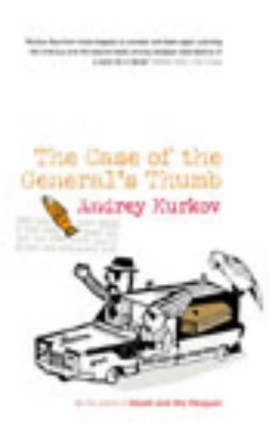 Book cover for The Case of the General's Thumb