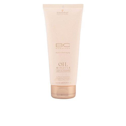 Schwarzkopf Professional BC Bonacure Oil Miracle Light Oil Shampoo 200ml