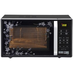 LG-21-L-Convection-Microwave-Oven-MC2144CP-Black-Paradise-Floral
