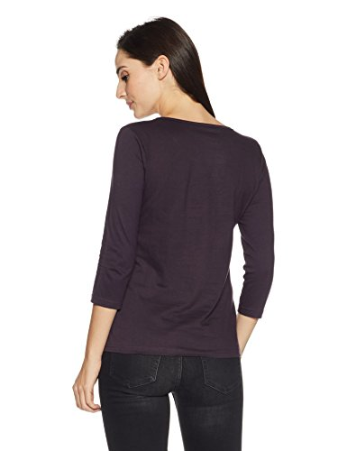 Cloth-Theory-Womens-Plain-Regular-Fit-T-Shirt