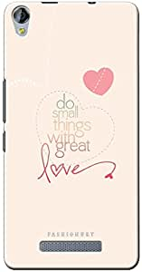 Fashionury Printed Back Case Cover For Micromax Canvas Juice 3+ Q394-Print3950