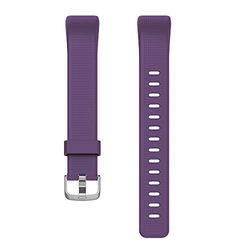 YAMAY Ersatz Armband für SW352 Fitness Tracker (Lila)