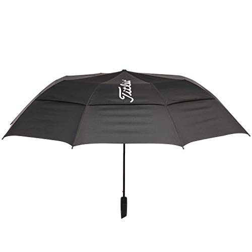 TITLEIST Players Umbrella Parapluie de Golf, Homme, Noir,...