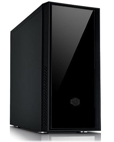 Ankermann-PC CAD Quadro LowNoise Workstation, Intel Xeon E3-1275 v5 4x3.60GHz, 16GB RAM DDR4 PC2133, 250GB Samsung SSD 750 Evo, 2000 GB Festplatte, -, W-LAN Port 300Mbps, EAN