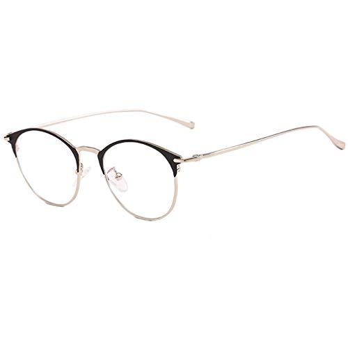 Censhaorme Frauen Männer Klar Dekorative Glas-Schauspiel Plain Gläser Transparent Brillen UnisexEyewear