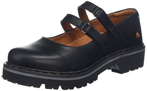 Art Damen 1175 Mary Jane Halbschuhe, Schwarz (Black Black), 40 EU
