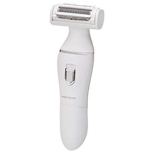 ProfiCare PC-LBS 3001 3in1 Lady Beauty-Set, Lady Shaver, Gesichtsreiniger und Präzisionstrimmer, Spritzwassergeschützt