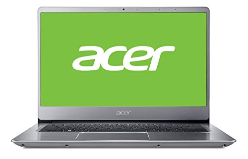 "Acer Swift 3 Ordenador portátil (14"" FHD Acer ComfyView IPS LED LCD, Intel Core i3-8130U, 4GB de RAM, 1000 GB HDD + 16GB Intel Optane Memory, UMA, Windows 10 Home) QWERTY Español"