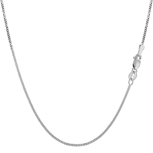 10k-white-gold-gourmette-chain-necklace-10mm-20