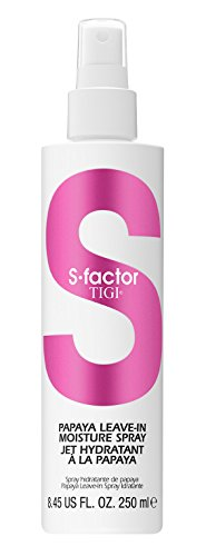 S-Factor Leave In Moisture Spray Papaya 250 ml