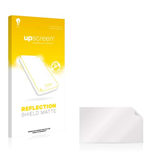 upscreen Matt Schutzfolie kompatibel mit Medion Akoya S2013 (MD 99602) - Entspiegelt, Anti-Reflex, Anti-Fingerprint