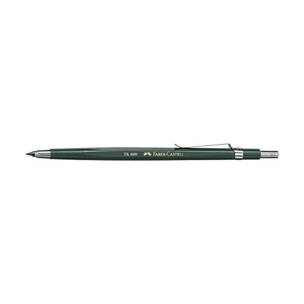 Faber Castell 134600 TK 4600 2mm – Portaminas, 2 mm