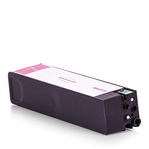 Inkadoo Tinte kompatibel zu HP PageWide Managed Color Flow MFP E 58650 DN, 981X, 981XM, 981XMAGENTA, NO981X, NO981XM, NO981XMAGENTA L0R10A, Premium Drucker-Patrone Alternativ, Magenta, 10000 Seiten