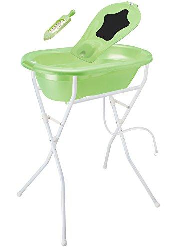 rotho-babydesign-badelosung-top-babybadewanne-mit-stander-98-cm-hoch-einklappbar-baby-badeset-inkl-w
