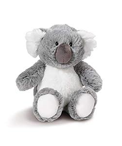 NICI 43624 Koala - Peluche (20 cm), Color Gris y Blanco