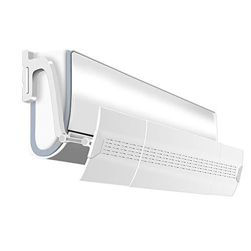 Klimaanlage Deflector Anti Direkt Blowing Windschutzscheibe Klimaanlage Leitbleche Windrichtung Telescopic zum Home/Office ()
