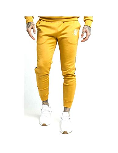 Pantalones skinny amarillos para hombre