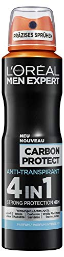 L'Oreal Men Expert, Desodorante protect 4 1-6 150
