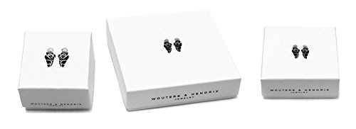 Wouters and Hendrix           FASHIONEARRING Argenté