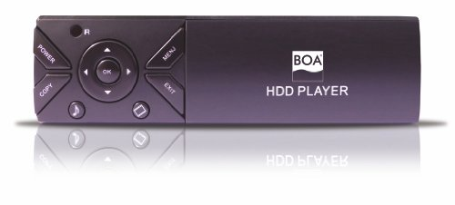 Dietz Multimedia HDD-Player (HDMI, Full-HD, USB) schwarz