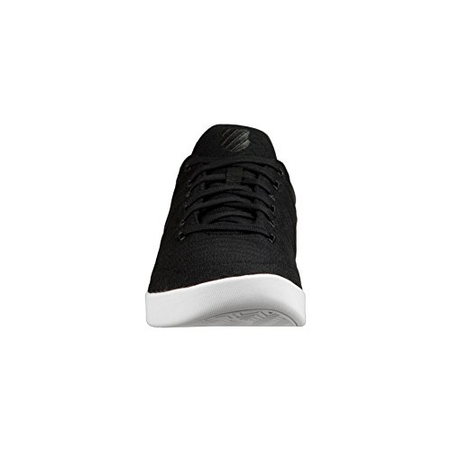 K-Swiss Aero Trainer T, Sneakers Basses Homme Noir (Black/white)