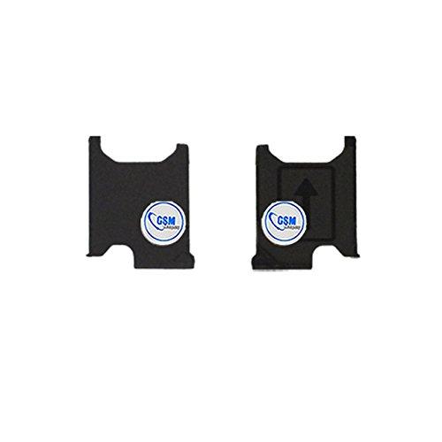2X Micro SIM Card del supporto del vassoio Slot Adattatore per Sony Tablet xperia Z2SGP521541# itreu