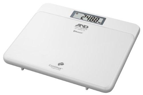 A&D UC-355PBT-CI - Báscula baño Báscula personal