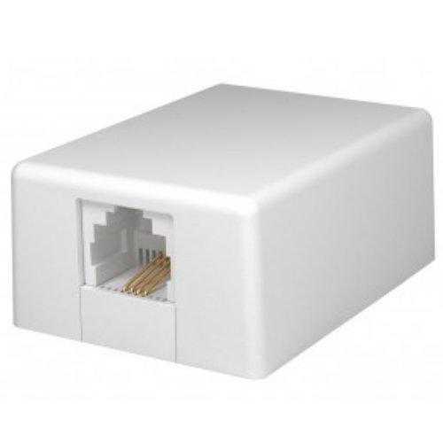 Commtel 6p4c RJ11 Secondary ADSL Surface Montiert IDC Buchse -