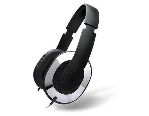Creative HQ 1600 - Casque Hi-Fi/DJ Haute Qualité - Chrome