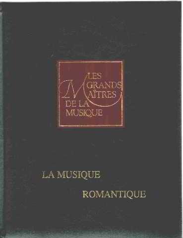 Encyclopédie des grands maîtres de la musique