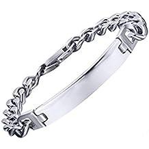 sale retailer d04d2 1fa7e cruciani braccialetti uomo - Amazon.it