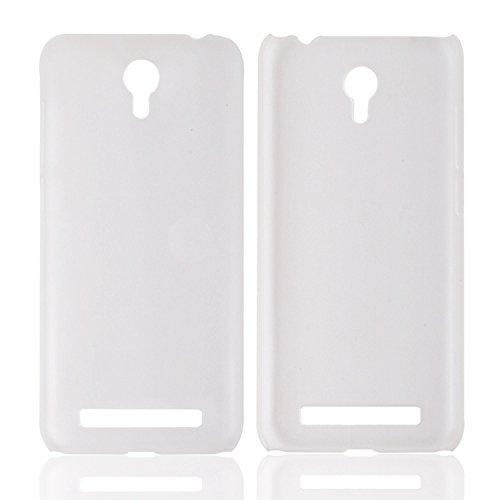 Guran® Hart Plastik Schutzhülle Case Cover für UMI Touch Smartphone Hülle Handytasche Etui-weiß