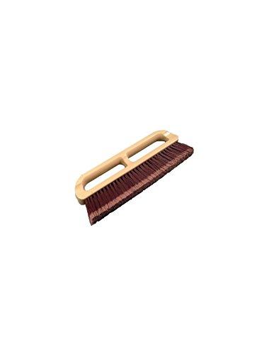 Savy 1880030spazzola da tappezziere manico legno verniciato 30cm