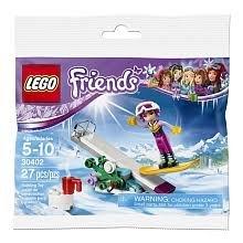 Lego 30402 FRIENDS Snowboard Tricks Polybag (Bagged)