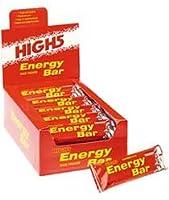 High 5 Banana Energy Bars 60g Pack of 25