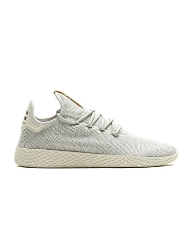adidas Pharrell Williams Tennis hu Herren Sneaker Grau (Tennis-schuhe Schnürung)
