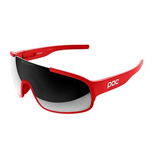 POC Unisex- Erwachsene CR3010 Sonnenbrille, Prismane Red, ONE Size