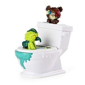 Flush Force Number 2-Pack S2 (2 Flushies) Multicolor Niño/niña - Figuras de juguete para niños (Multicolor, 5 año(s), Niño/niña, China, 3240 pieza(s), 360 pieza(s))