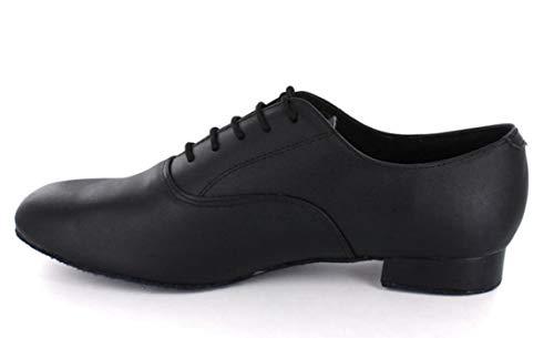 Minitoo ,  Herren Tanzschuhe , Schwarz – schwarz – Größe: 42.5 - 3