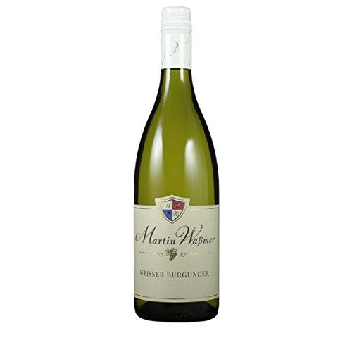 Martin Waßmer 2015er Weißer Burgunder Trocken Baden Dt. Qualitätswein 0.75 Liter