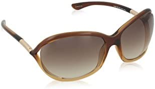 Tom Ford Gafas de Sol 0008 50F (61 mm) Marrón