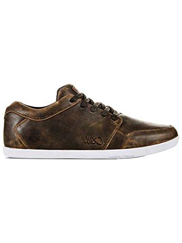 K1X LP LE Herren Sneakers Toffee Brown