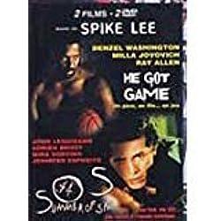 He Got Game + Summer of Sam [Internacional] [DVD]