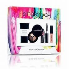 Smashbox 4 Pc Best Sellers Set Photo Finish Foundation Primer, Lip Gloss, Mascara and 3 Color Eye Shadow by Smashbox