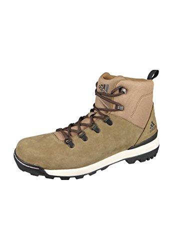 scarpe da trekking outdoor da uomo adidas Trail Cruiser media marrone ossido / nucleo nero / marrone - B22833 brown oxide/core black/brown