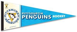 Pittsburgh Penguins Premium Vintage NHL Wimpel